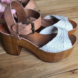 Mia summer heel